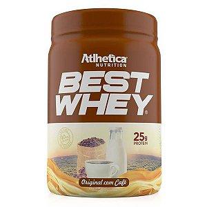 Best Whey sabor Café Athletica 450g