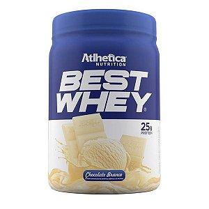 Best Whey Chocolate Branco Athletica 450g