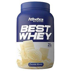 Best Whey Chocolate Branco Athletica 900g