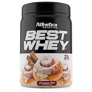 Best Whey Cinnamon Roll Athletica 450g