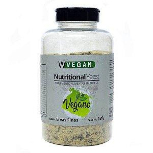 Levedura Nutricional Ervas Finas Wvegan