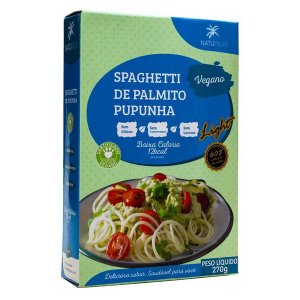Spaghetti Vegano de Palmito Pupunha Light 270g