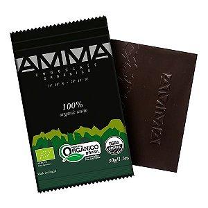 Tablete 100% Cacau Orgânico AMMA 30g
