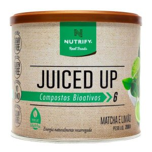 Juiced Up Matchá com Limão Nutrify