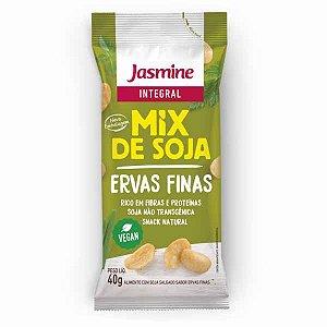 Mix de Soja sabor Ervas Finas Jasmine 40g