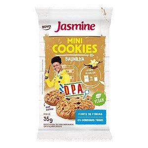 Mini Cookies D.P.A. Baunilha Jasmine 35g