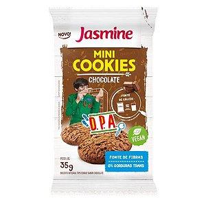 Mini Cookies D.P.A. Chocolate Jasmine 35g