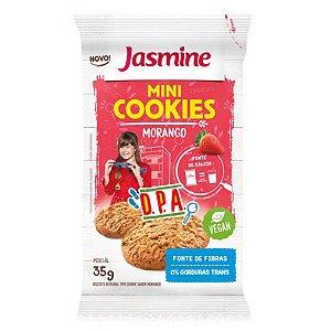 Mini Cookies D.P.A. Morango Jasmine 35g