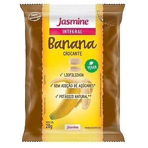 Banana Crocante Jasmine 20g