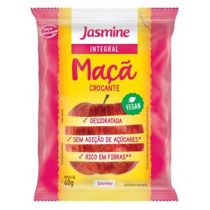 Maçã Crocante Jasmine 40g