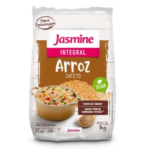 Arroz Cateto Integral Jasmine 1Kg