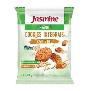 Cookies Orgânico Aveia e Mel Jasmine 150g