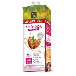 Leite de Amêndoas Nature's Heart 1 litro