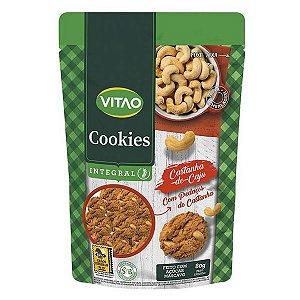 Cookie Integral Castanha de Caju Vitao 80g
