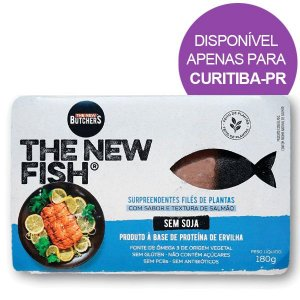 Filé de Peixe The New Butchers 180g