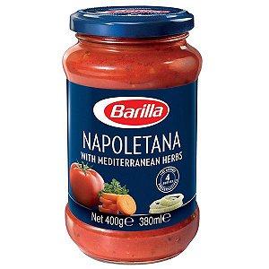 Molho Napolitano Barilla 400g