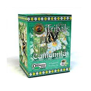 Chá Orgânico Camomila - Caixa 15 Sachês