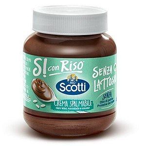 Creme de Avelã Zero Lactose Riso Scotti 400g