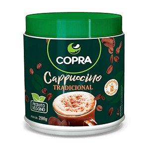 Cappuccino Tradicional Copra 200g