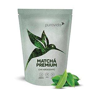 Matchá Chá Verde Pura Vida 100g