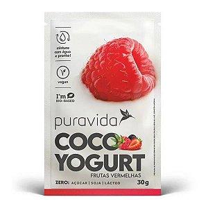 Coco Yogurt Frutas Vermelhas Pura Vida