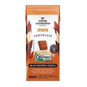 Bebida Vegetal Mini Chocolate 200ml