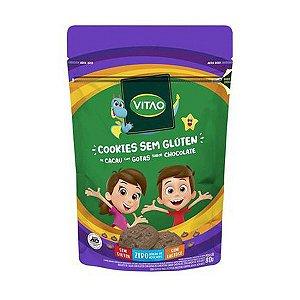 Cookie de Cacau com Gotas de Chocolate Sem Glúten 80g