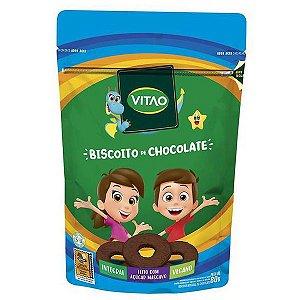 Biscoito Integral de Chocolate Kids Vitao 80g