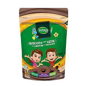 Biscoito Integral de Leite com Chocolate Vitao 80g