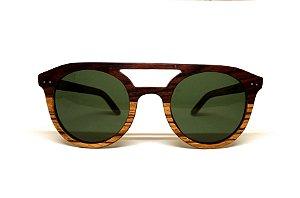 Óculos de Madeira Masculino Awá