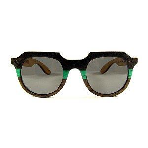 Óculos de Madeira Masculino Xingu