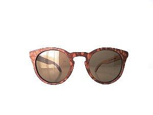 Óculos de Madeira Feminino Potiguara