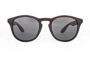 óculos de madeira masculino jucás - ipê tabaco