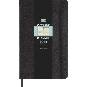 Planner Executivo Costurado Cambridge M5 Tilibra