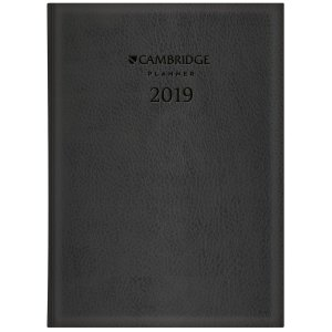 Planner Executivo Costurado Cambridge Extra M9 Tilibra