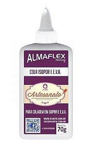 Cola Eva & Isopor Almaflex 70G