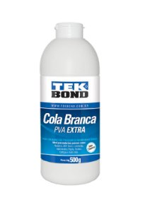 Cola Branca PVA Extra 500g Tekbond