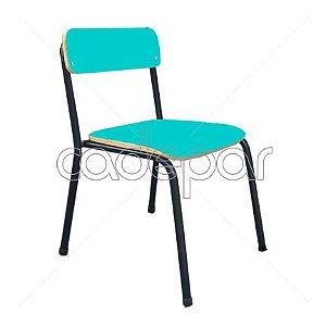 Cadeira Escolar Infantil em Fórmica CFD2214K