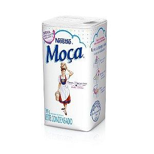 Leite Condensado Moça Nestlé Caixa 395g