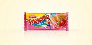 Biscoito Treloso Wafer Morango 35g