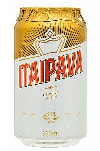 cerveja Itaipava Lata 350ml (Gelada)
