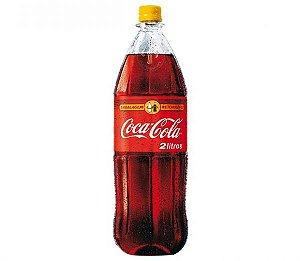 Refrigerante Coca-Cola Pet Retornavel 2L