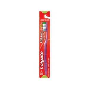 Escova Dental Colgate Classic Clean Média