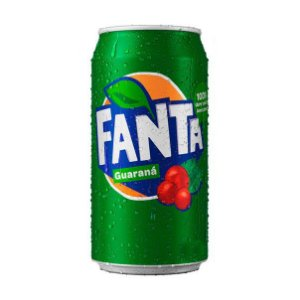 Refrigerante Fanta Guaraná Lata 310ml