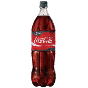 Refrigerante Coca-Cola Pet 1,5 Litros