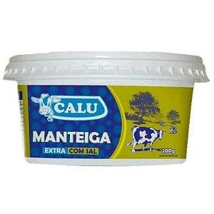 Manteiga Calu com Sal 250g
