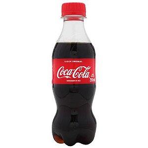 Refrigerante Coca-Cola Pet 250ml