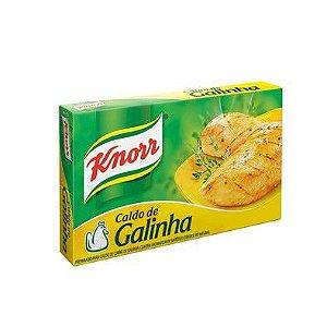 Caldo de Galinha Knorr 19g