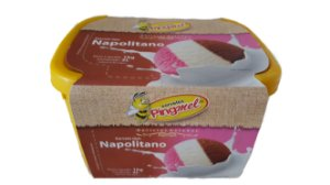 Sorvete Pingmel Napolitano 2Litros
