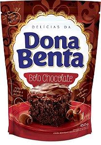 Mistura para Bolo Chocolate Dona Benta 450g